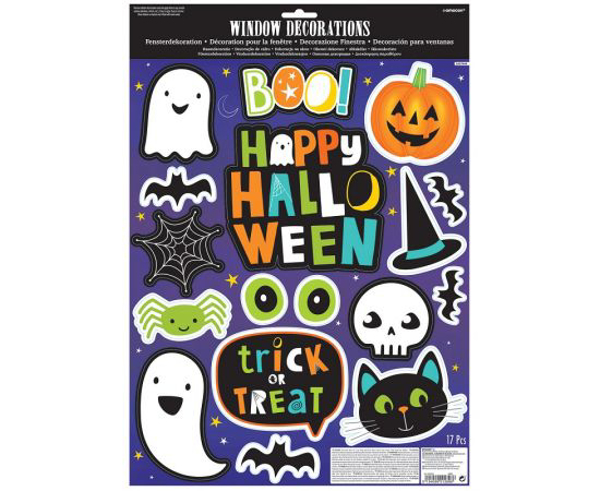 Picture of Window decoration - Halloween