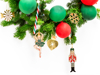 Picture of Metal hanging decoration - Nutcracker