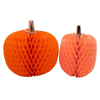Picture of Decorative large paper pumpkins (set 2)