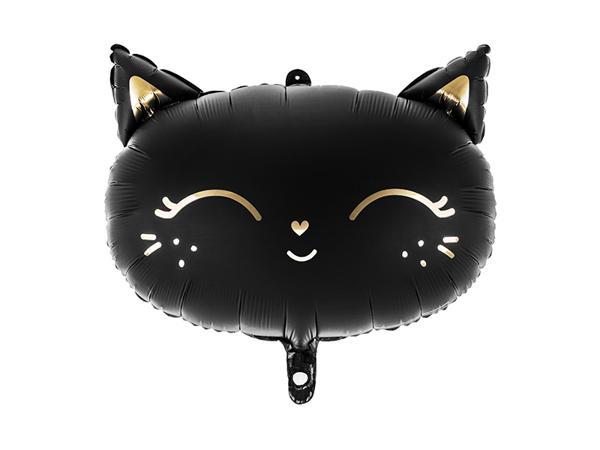 Μπαλόνι foil Μαύρη Γατούλα