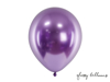 Picture of Balloons - Glossy violet (5pcs)